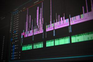 Editors timeline